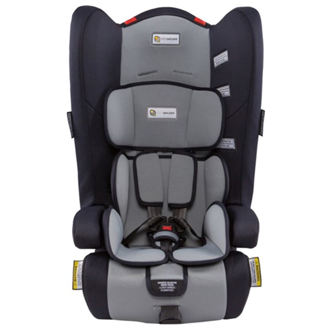 InfaSecure Ranger 0-4 Convertible Car Seat