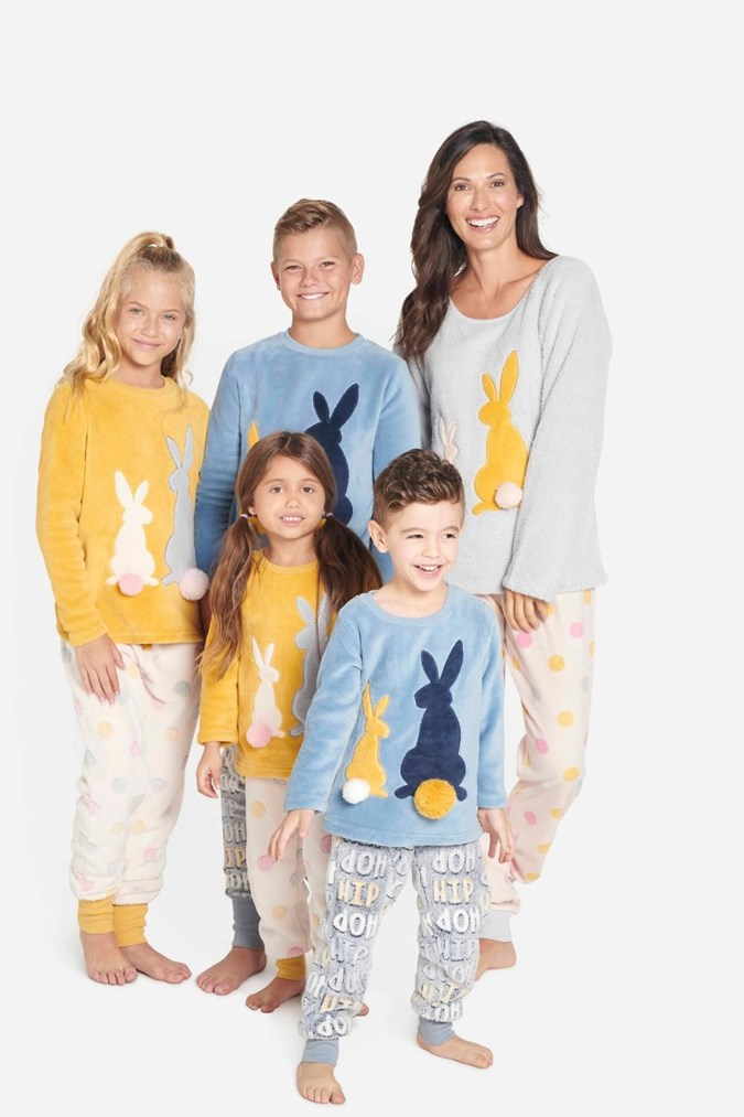 Also available, matching easter pyjamas.