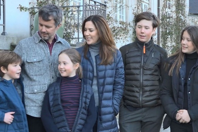 The sad news comes after Prince Frederik and Princess Mary shared a family message from isolation, as the country remains in lockdown due the coronavirus pandemic.