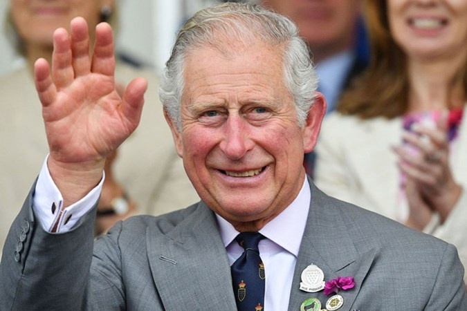 The Prince of Wales has thanked healthcare workers.