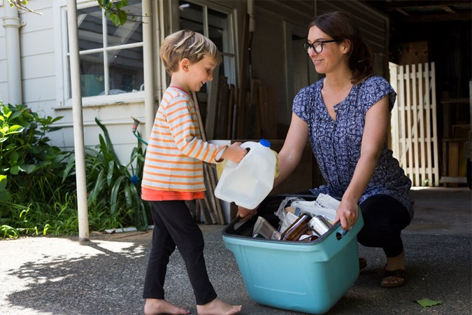 Try utilising reusable containers (Image: Getty)