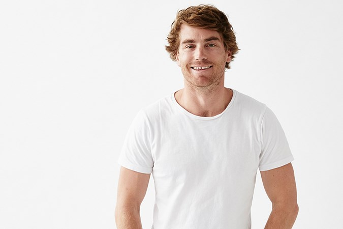 Hayden Quinn is making taco night fun again! (Image: Supplied)
