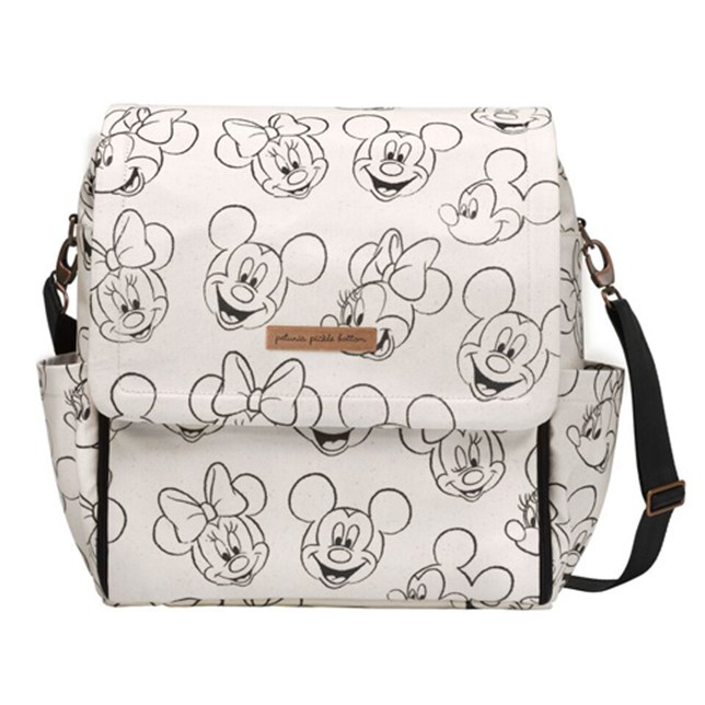 Boxy Backpack – Mickey and Minnie