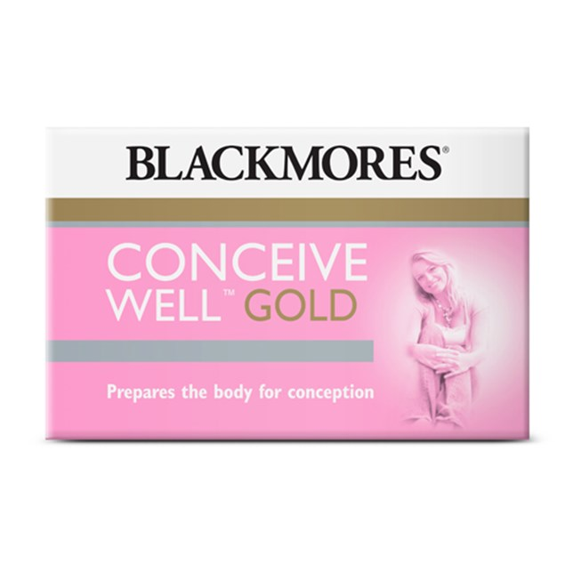 Blackmores Conceive Well Gold